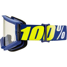 100% Strata Gogle, hope-clear